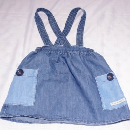 Next pinafore skirt 4-5 years