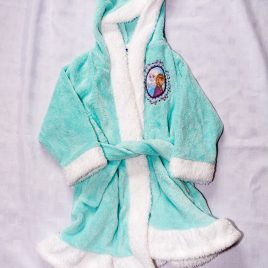 Disney Frozen dressing gown 2-3 years