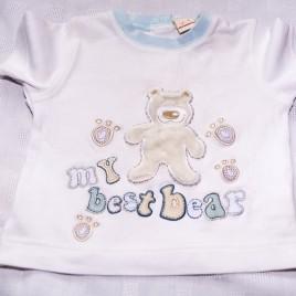 'My best Bear' t-shirt 9-12 months