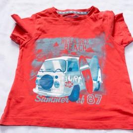 Campervan t-shirt 18-24 months