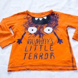 Next 'Mummy's little terror' top 18-24 months