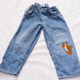 Winnie The Pooh Tigger jeans 9-12 months