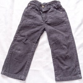Next brown cord trousers 2-3 years