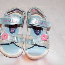 Disney Frozen sandal shoes size 6