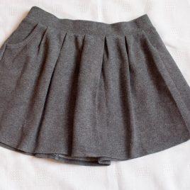 M&S grey school skirt 4-5 years