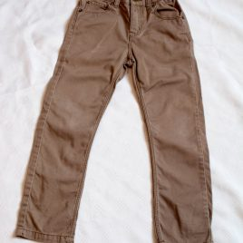 H&M brown trousers 4-5 years