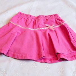 Pink skirt 2-3 years
