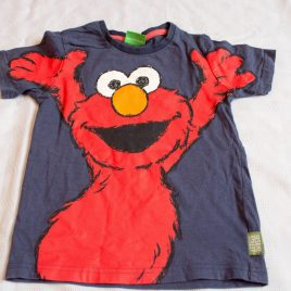 Sesame Street Elmo t-shirt 4-5 years