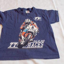 TT Races t-shirt 3-4 years