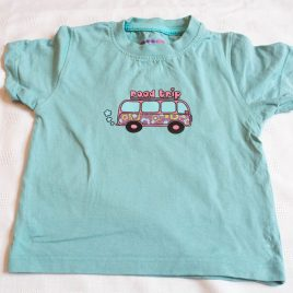 "'Road Trip"" t-shirt 3-4 years"