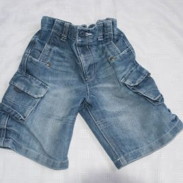 Denim shorts 2-3 years