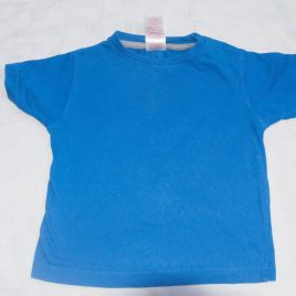 Blue t-shirt 3 years