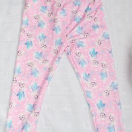 Disney Frozen pink leggings 3-4 years