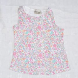 Next flowers vest top 3-4 years
