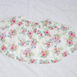 Next flowers skirt 2-3 years