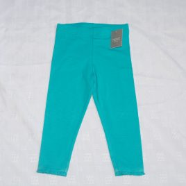 New Next green leggings 12-18 months