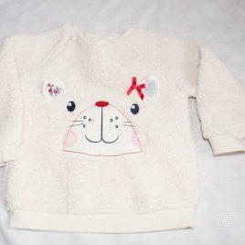 Cat fluffy jumper 12-18 months