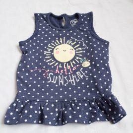 'Hello sunshine' t-shirt 12-18 months