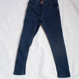 Dark blue jeggings 4 years