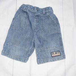 Next Jeans shorts 12-18 months
