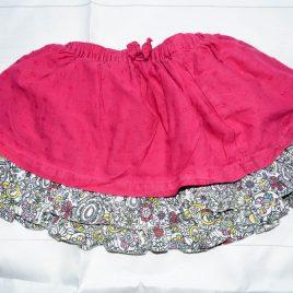 Cerise skirt 12-18 months