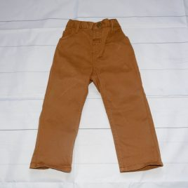 Brown trousers 12-18 months