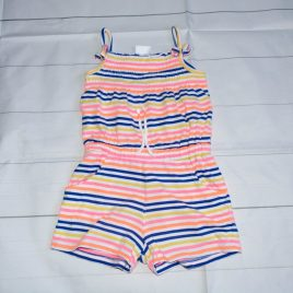 Stripy playsuit 12-18 months