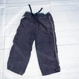 Blue trousers 18-24 months