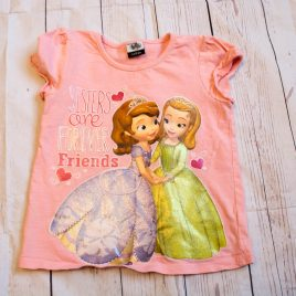 Disney Sofia the first t-shirt 3-4 Years