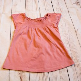 Dusky pink t-shirt 4 Years