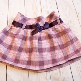 Purple & pink skirt 3-4 years