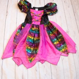 Halloween witch dress up 3-4 years