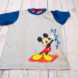 Mickey Mouse t-shirt 3-4 years