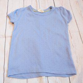 Mini Boden blue t-shirt 3-4 Years