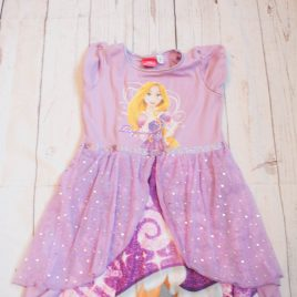 Disney Rapunzel Purple nightdress 3-4 years