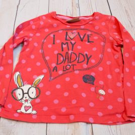Next 'I love my daddy a lot ' top 12-18 months