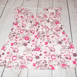 Patterned pink t-shirt 4 Years