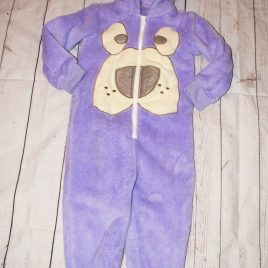 Purple bear onesie 2-3 Years