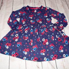 Flowers dress 18-24 months