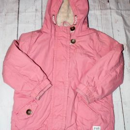 Next pink jacket 3-4 years