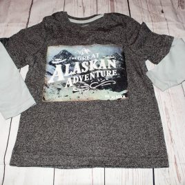 Grey 'The great Alaskan adventure' top 3 years