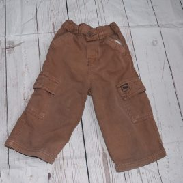 Brown trousers 9-12 months
