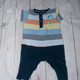 long sleeved Romper outfit 3-6 months
