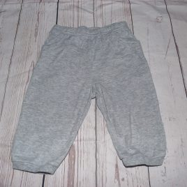 Grey trousers 3-6 months
