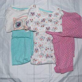 x3 pairs of pyjamas 18-24 months