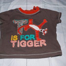 Disney Tigger t-shirt 3-6 months