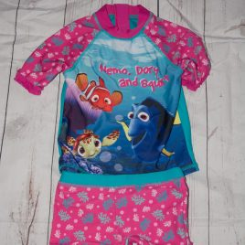 Disney Finding Dory swimming costume / Tankini 18-24 months