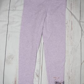 Next lilac with butterfly leggings 3-4 years