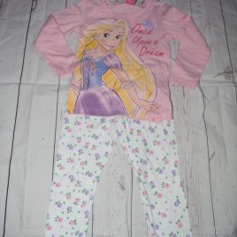 Disney Rapunzel pyjamas 3-4 years