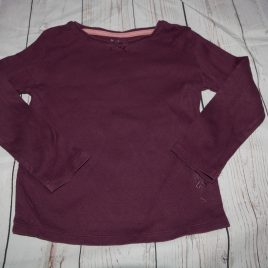 Dark purple top 18-24 months